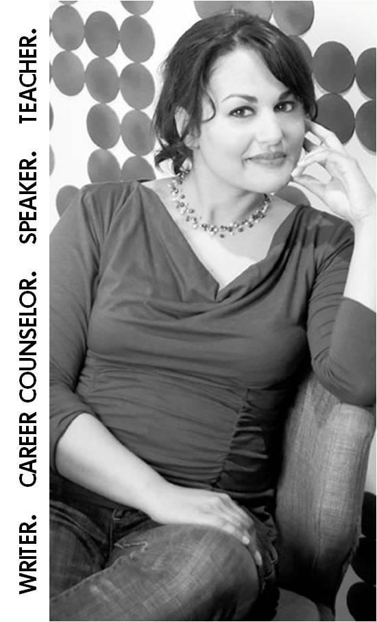 Sabrina Ali - Career Counselor & Writer
