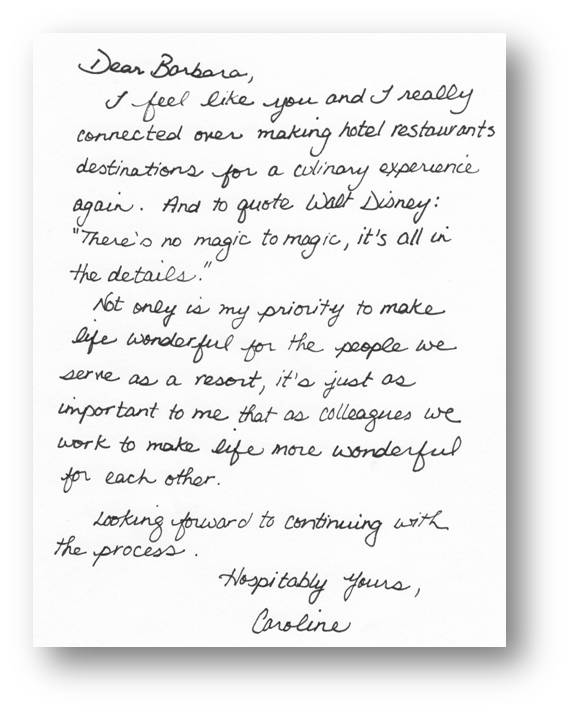 Thank You Note Edited  Professional Thank You Letter